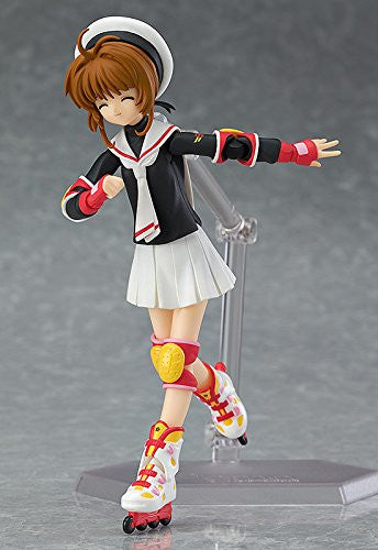 Image 5 for Card Captor Sakura - Kero-chan - Kinomoto Sakura - Figma 265 - School Uniform ver. (Max Factory)
