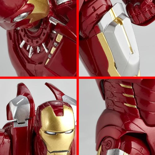 Image 11 for The Avengers - Iron Man Mark VII - Legacy of Revoltech LR-041 - Revoltech - Revoltech SFX #42 (Kaiyodo)