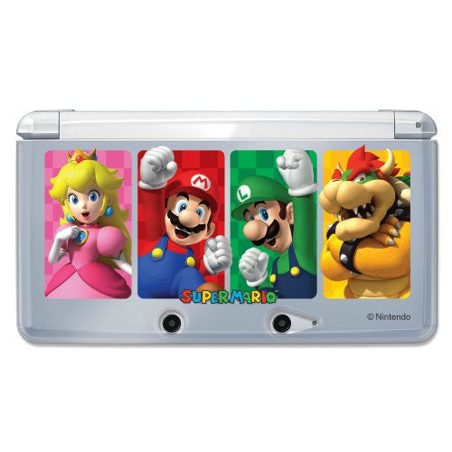 Image 2 for Super Mario Protective Cover 3DS (All-Stars)