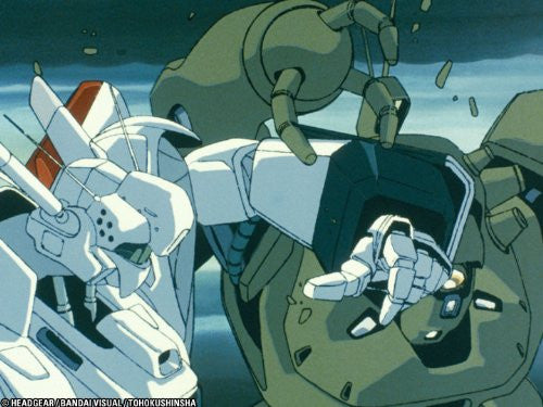 Image 5 for Patlabor The Mobile Police Original OVA Series: Early Days
