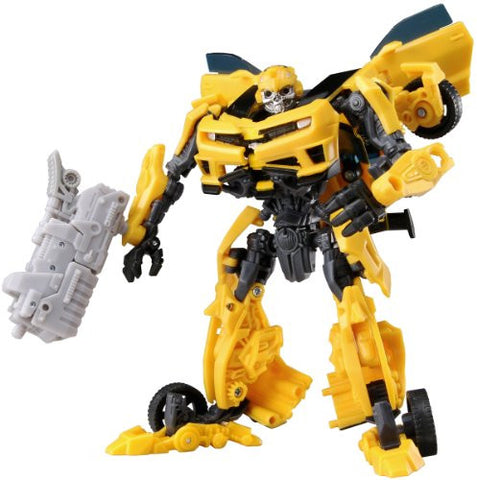 Image for Transformers Darkside Moon - Bumble - Mechtech DA05 - Bumblebee (Takara Tomy)