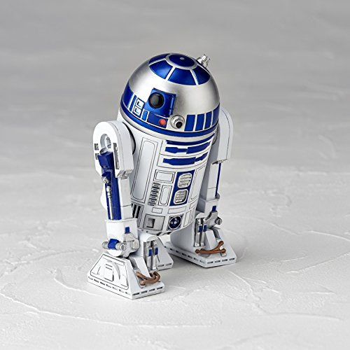 Image 3 for Star Wars - R2-D2 - Revoltech - Star Wars: Revo No.004 (Kaiyodo)
