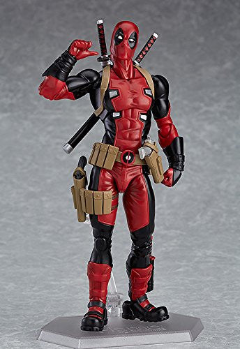 Deadpool - Figma #353 (Max Factory)