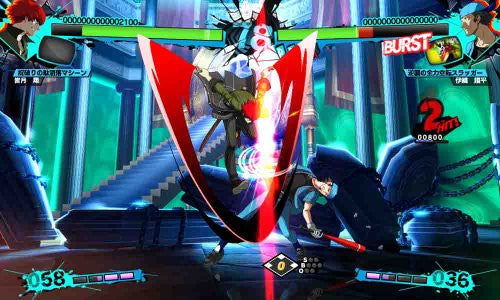 Image 3 for Persona 4 The Ultimax Ultra Suplex Hold