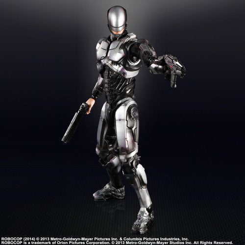 Image 7 for RoboCop - Play Arts Kai - 1.0 (Square Enix)