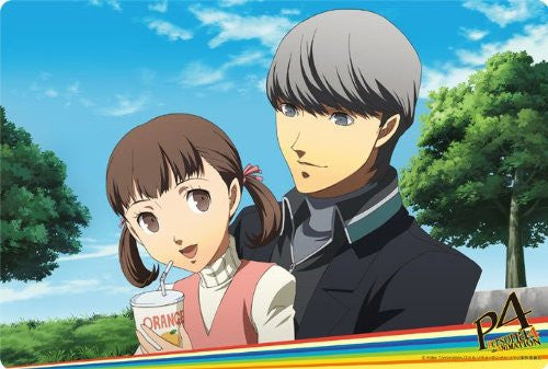 Image 1 for Persona 4: The Animation - Shin Megami Tensei: Persona 4 - Doujima Nanako - Shujinkou - Mousepad - Large Format Mousepad (Broccoli)