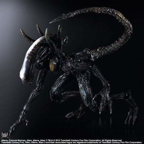 Image 3 for Aliens: Colonial Marines - Lurker - Play Arts Kai (Square Enix)