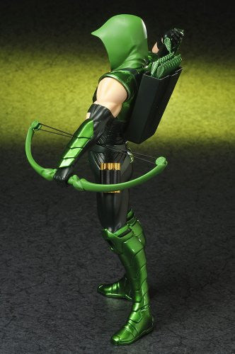 Image 3 for Justice League - Green Arrow - DC Comics New 52 ARTFX+ - 1/10 (Atelier Bamboo, Kotobukiya)