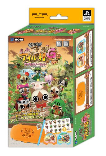Image 1 for MonHun Nikki: Poka Poka Airu Mura G Accessory Set