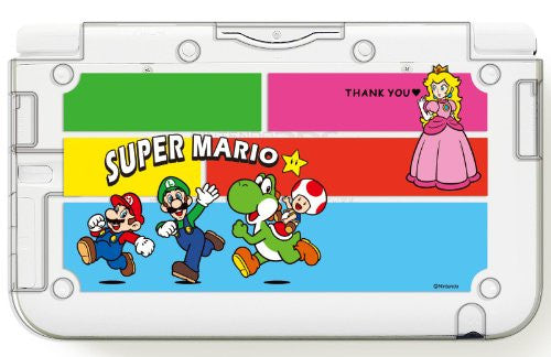 Image 3 for Body Cover for 3DS LL Mario (Type B)