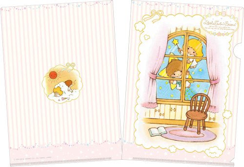 Image 4 for Little Twin Sisters   Mini Clear File And Nail Seal Book