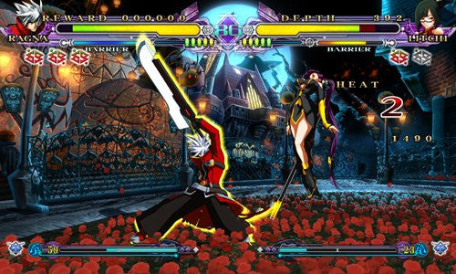 Image 4 for Blazblue: Continuum Shift Extend (Playstation3 the Best)