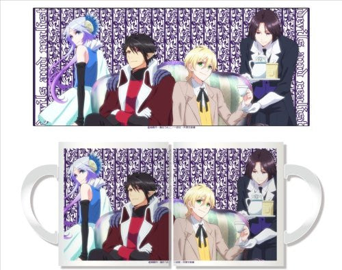 Image 2 for Makai Ouji devils and realist - Dantalion - Kevin Cecil - Sitori - William Twining - Mug B (Penguin Parade)