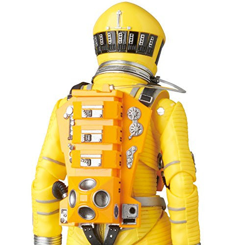 Image 3 for 2001: A Space Odyssey - Mafex No.035 - Space Suit - Yellow ver. (Medicom Toy)