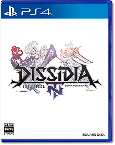 Dissidia: Final Fantasy NT - Amazon Limited