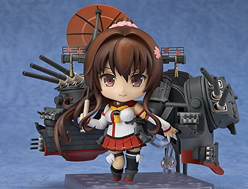 Image 2 for Kantai Collection ~Kan Colle~ - Yamato - Nendoroid #520 (Good Smile Company)