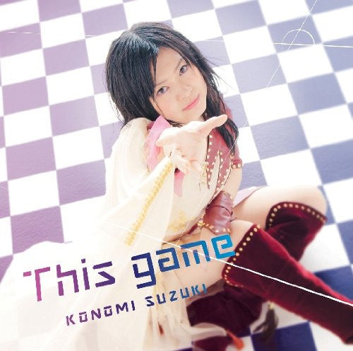 Image 1 for This game / Konomi Suzuki
