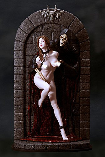 Image 1 for Shungo Yazawa Original Figure Series - Hell Seducer - 1/6 - Brunette ver. (Blackberry)