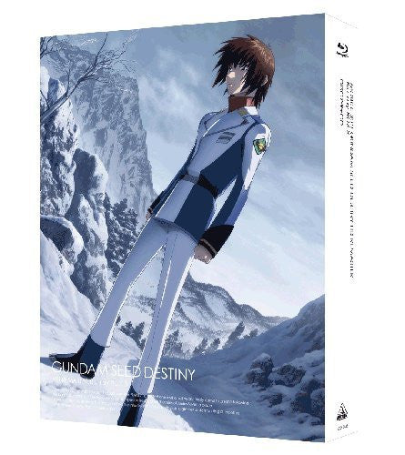 Image 2 for Mobile Suit Gundam Seed Destiny Hd Remaster Blu-ray Box 3 [Limited Edition]