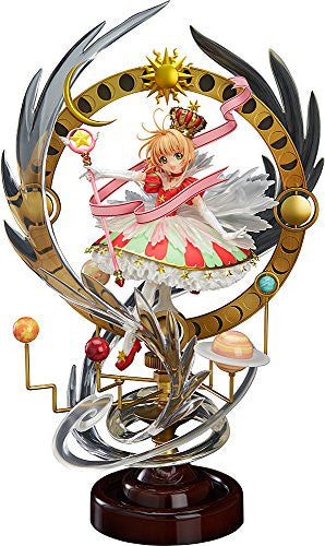 Image 1 for Card Captor Sakura - Kinomoto Sakura - 1/7 - Stars Bless You (Good Smile Company)