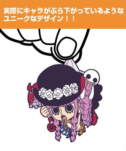 Image 2 for One Piece - Perona - Keyholder - Rubber Strap - Tsumamare (Cospa)