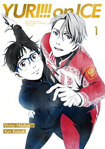 Image 1 for Yuri!!! on Ice - Vol. 1 - Limited Edition (Blu-ray)