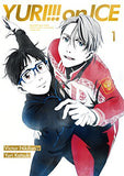 Thumbnail 1 for Yuri!!! on Ice - Vol. 1 - Limited Edition (Blu-ray)