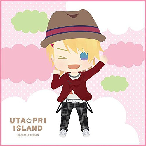 Image 1 for Uta no☆Prince-sama♪ - Kurusu Shou - Mini Towel - Uta☆Pri Island (Broccoli)