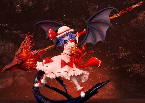 Image 1 for Touhou Project - Remilia Scarlet - 1/7 - Gungnir ver.