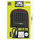 Thumbnail 1 for Tough Pouch for 3DS LL (Black)