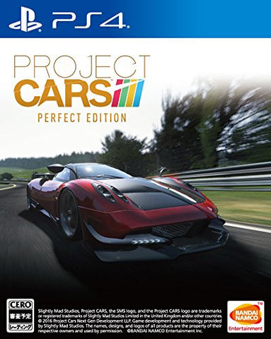 Image for Project Cars Perfect Edition