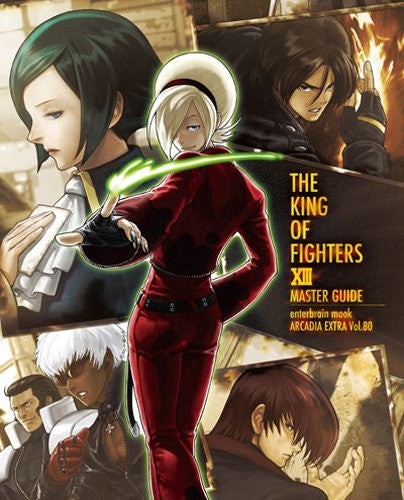 Image 1 for King Of Fighters Xiii Master Guide