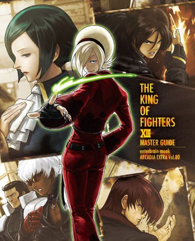 Image for King Of Fighters Xiii Master Guide