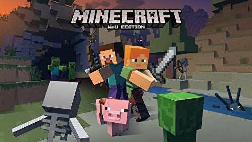 Image 2 for Minecraft: Wii U Edition