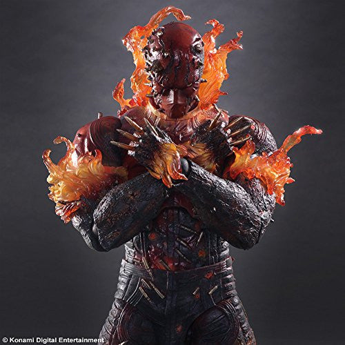 Image 5 for Metal Gear Solid V: The Phantom Pain - Man On Fire - Play Arts Kai (Square Enix)