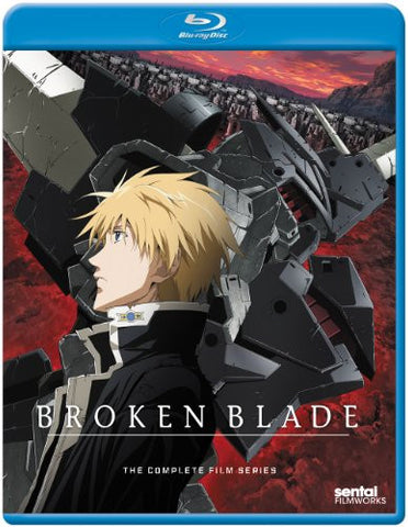Broken Blade: The Complete Film Series