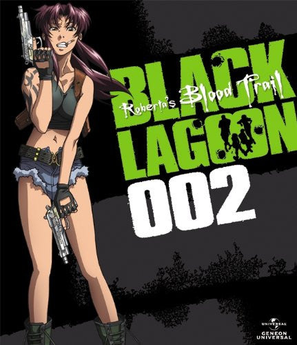 Image 1 for OVA Black Lagoon Roberta's Blood Trail Blu-ray 002