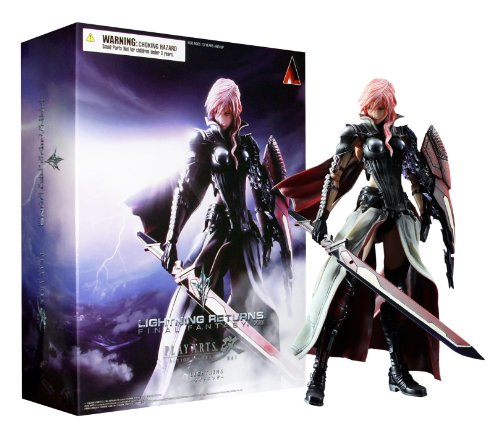 Image 1 for Lightning Returns: Final Fantasy XIII - Lightning - Play Arts Kai (Square Enix)