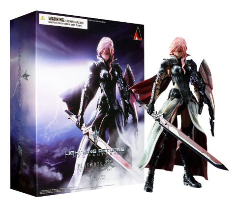 Image for Lightning Returns: Final Fantasy XIII - Lightning - Play Arts Kai (Square Enix)
