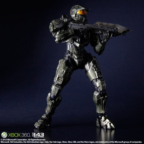 Image 5 for Halo 4 - Master Chief - Play Arts Kai (Square Enix)