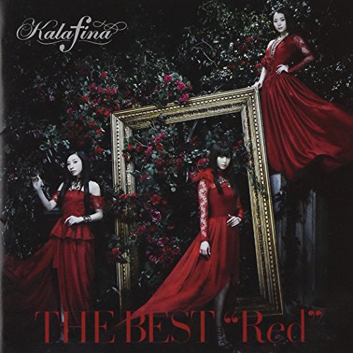 "Image 1 for THE BEST ""Red"" / Kalafina"