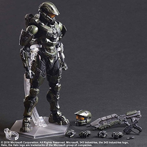 Image 2 for Halo 5: Guardians - Master Chief - Play Arts Kai (Square Enix)