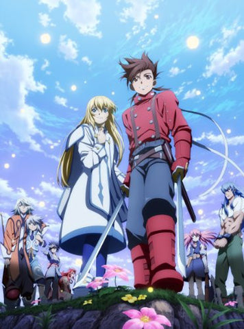 Image for Tales Of Symphonia OVA Sekai Togo Hen Vol.2
