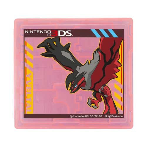 Image 5 for 3DS Card Pocket 12 (Pokemon XY)