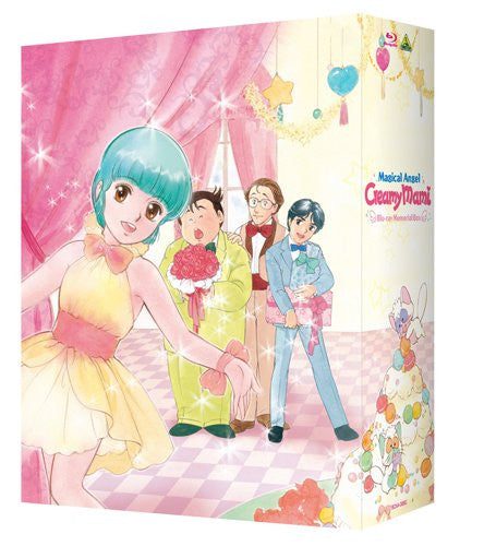 Image 2 for Magical Angel Creamy Mami Blu-ray Memorial Box