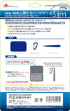 Thumbnail 2 for Semi Hard Case Slim for New 3DS LL (Blue)