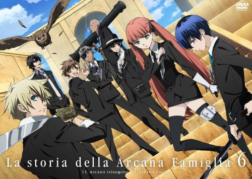 Image 1 for La Storia Della Arcana Famiglia Vol.6 [DVD+CD Limited Edition]