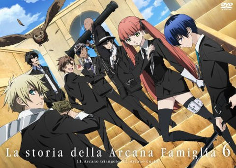 Image for La Storia Della Arcana Famiglia Vol.6 [DVD+CD Limited Edition]