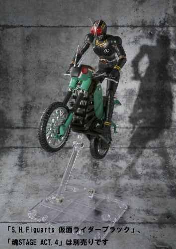 Image 3 for Kamen Rider Black - Battle Hopper - S.H.Figuarts - Renewal ver. (Bandai)