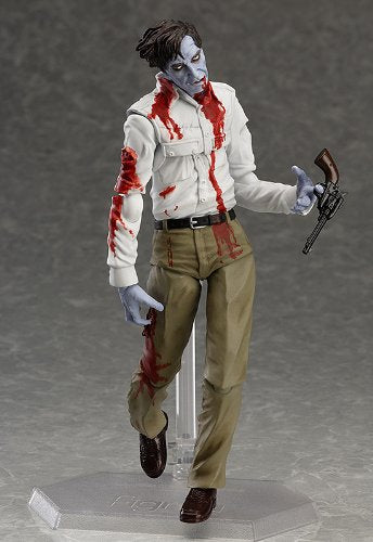 Image 4 for Dawn of the Dead - Stephen - Figma #224 - Flyboy Zombie (Max Factory)